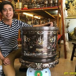 Làm sao chọn mua được đúng đồ thờ bằng đồng Ý Yên, Nam Định ?