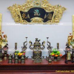 Chuyên gia bật mí bạn cách lau dọn ban thờ rước lộc vào nhà
