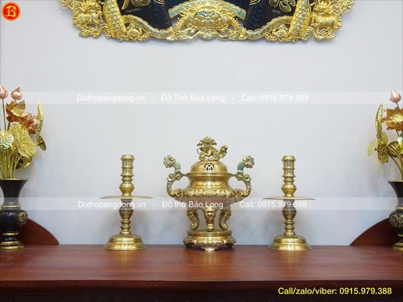 đồ thờ bằng đồng