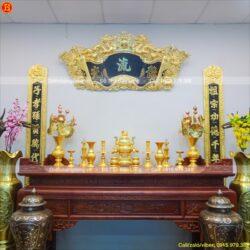 Nguyên tắc bày trí ban thờ Phật tại gia hợp phong thủy, đem lại may mắn