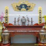 Ý nghĩa bộ ngũ sự bằng đồng trong văn hóa thờ tự người Việt