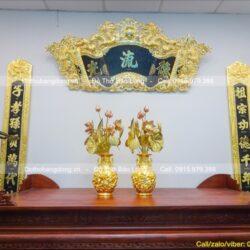 Đặt 1 hay 3 lọ hoa trên ban thờ mới giúp gia chủ đắc tài, đắc lộc?
