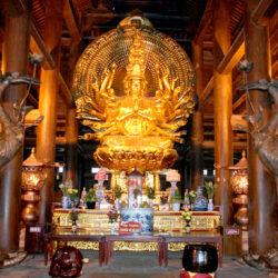 Ý nghĩa tượng Phật Bà Thiên Thủ Thiên Nhãn độc đáo