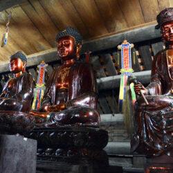 Tìm hiểu đặc điểm các pho tượng Phật tông phái Đại Thừa