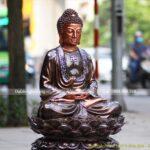 Các chất liệu thường dùng để chế tác tượng Phật Thích Ca Mâu Ni