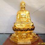 Cách tạo hình tượng Phật A Di Đà Tiếp Dẫn có gì đặc biệt?