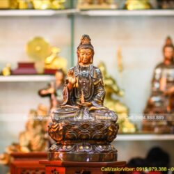 Top 5 pho tượng Quán Thế Âm Bồ Tát bằng đồng đẹp nhất