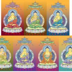 Cách nhận diện tượng Phật Dược Sư đơn giản nhất