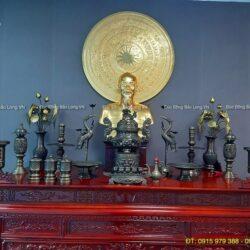 Địa chỉ đúc Tượng Chân Dung, tượng Truyền Thần thờ cúng