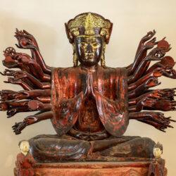 Các pho tượng Quan Âm Bồ Tát quý hiếm từ Bắc tới Nam