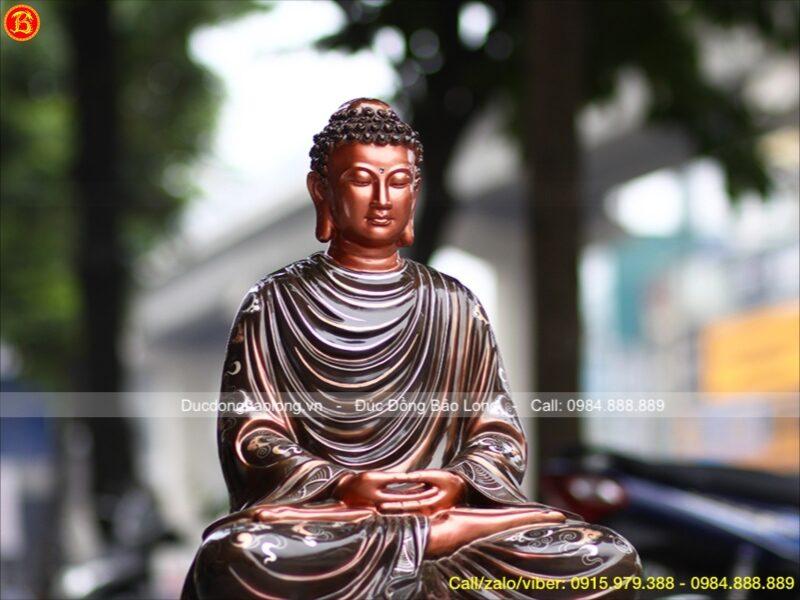 chất liệu chế tác tượng Phật Thích Ca