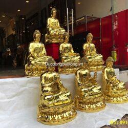 Nhận đúc tượng Phật Dược Sư cho chùa trên toàn quốc