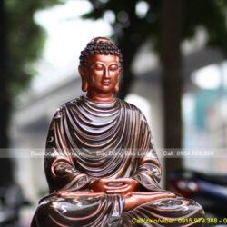 Giá thỉnh tượng Phật Thích Ca Mâu Ni bằng đồng tại xưởng tốt nhất