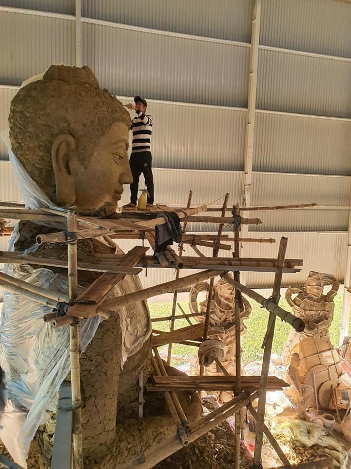 tượng phật thích ca mâu ni lớn nhất việt nam