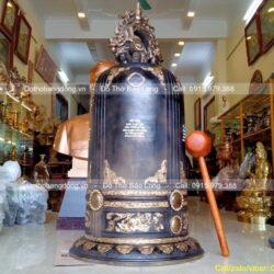 Chuông đồng và Công đức cúng tiến Chuông đồng cho chùa