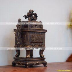 Tổng hợp 30+ mẫu Đỉnh thờ – Lư đồng thờ cúng cao cấp