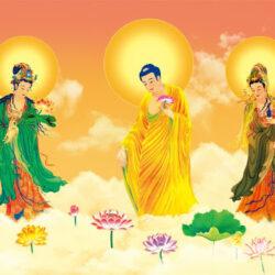 Ý nghĩa thờ tượng Đại Thế Chí bằng trong Phật Giáo