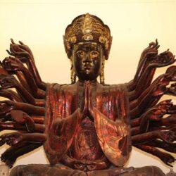 Bảo Vật Quốc Gia tượng Phật Bà Quan Âm chùa Hội Hạ