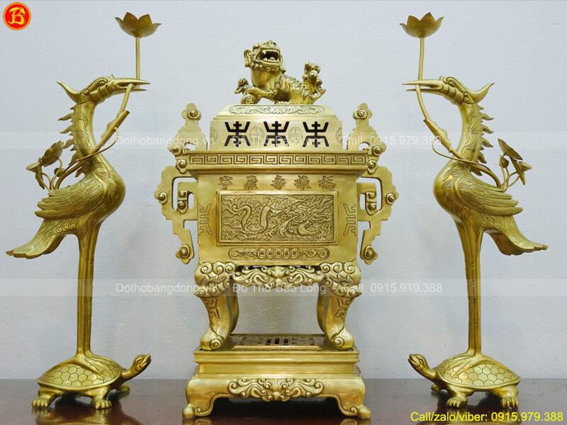 mua đồ thờ đại bái hay đồ thờ ý yên?