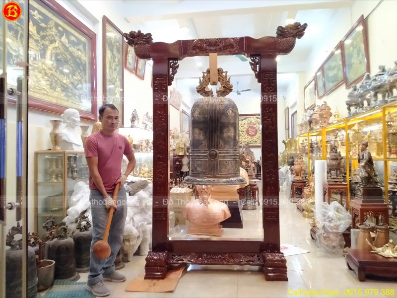 cửa hàng bán Chuông đồng, đại hồng chung